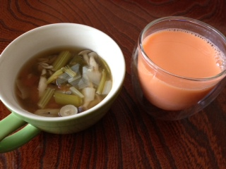 Soup_and_juice